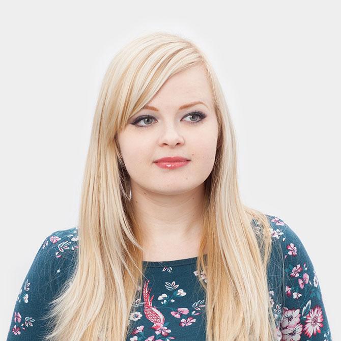 Aleksandra Volkova