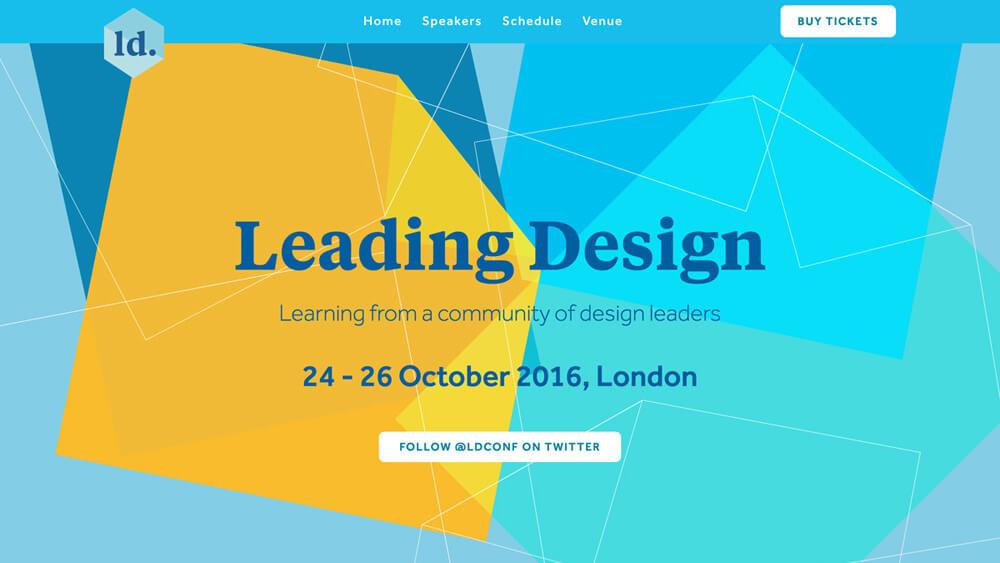 Leading Design