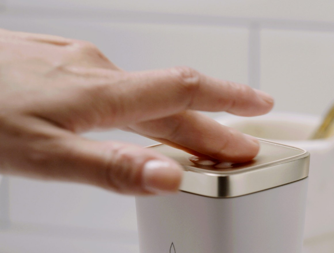 L'Oreal's new Perso device allows customers to personalise their skincare routines at home