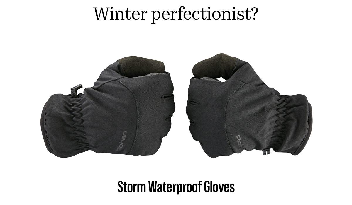 Storm Waterproof Gloves