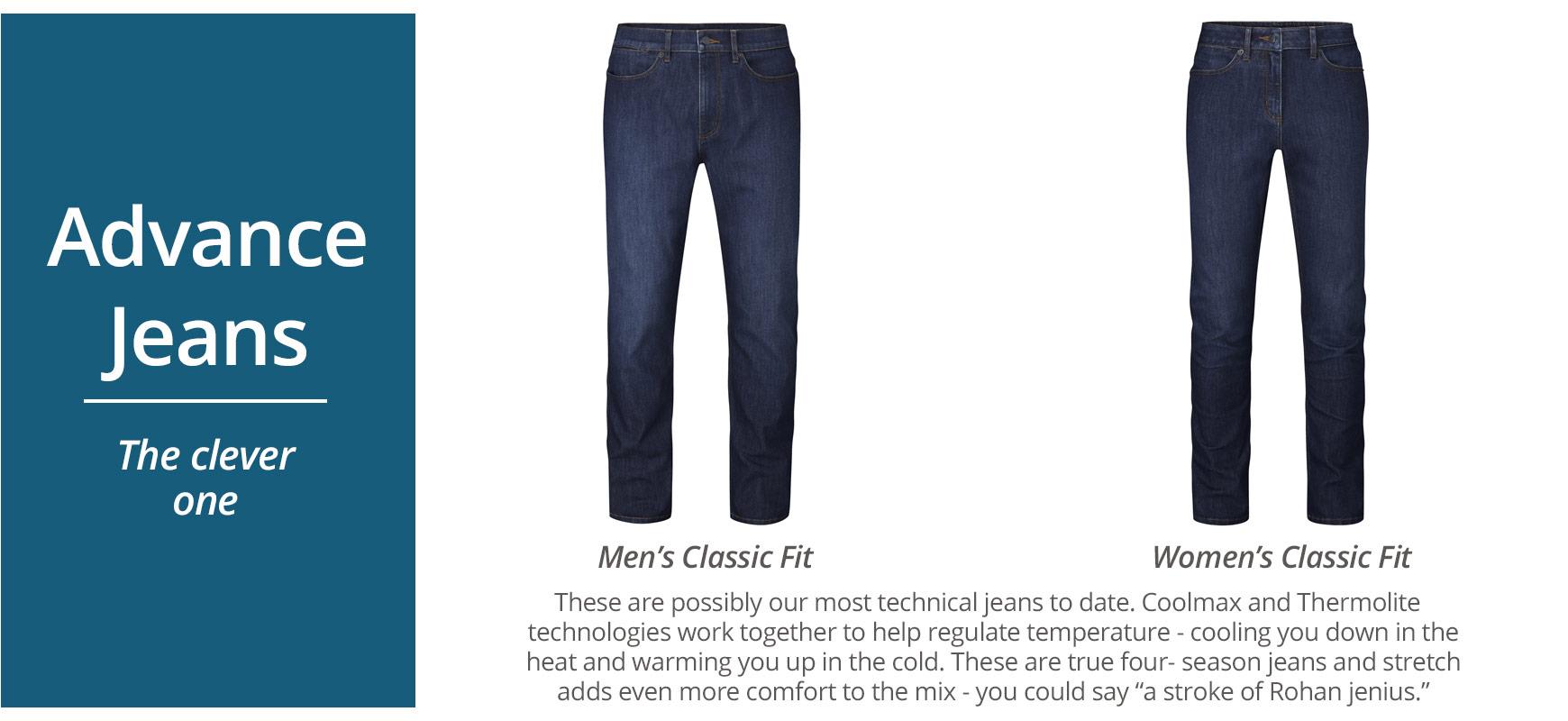 Advance Jeans