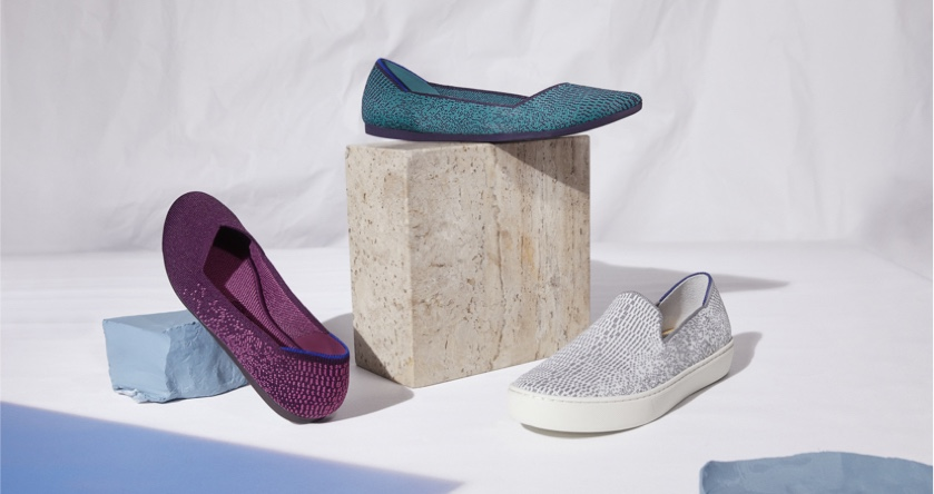 Rothy's: Washable, Woven Flats & Shoes Made from Recycled