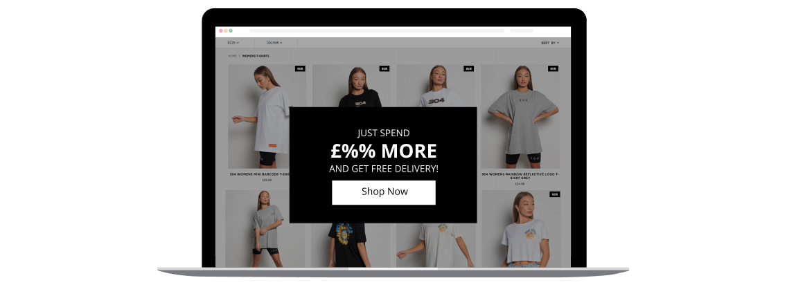 304 Clothing and Salesfire Overlays