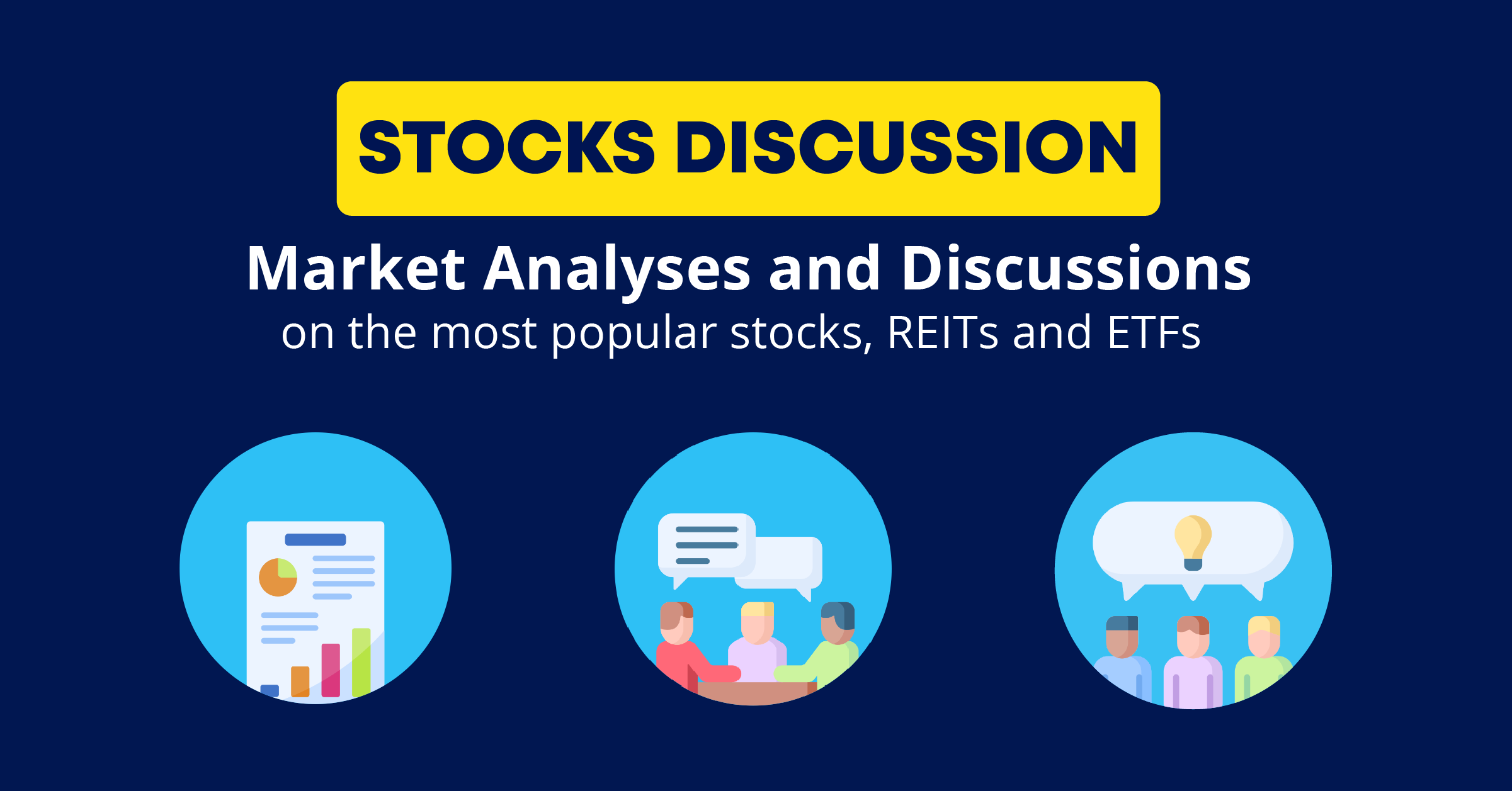 stocks discussion SIngapore