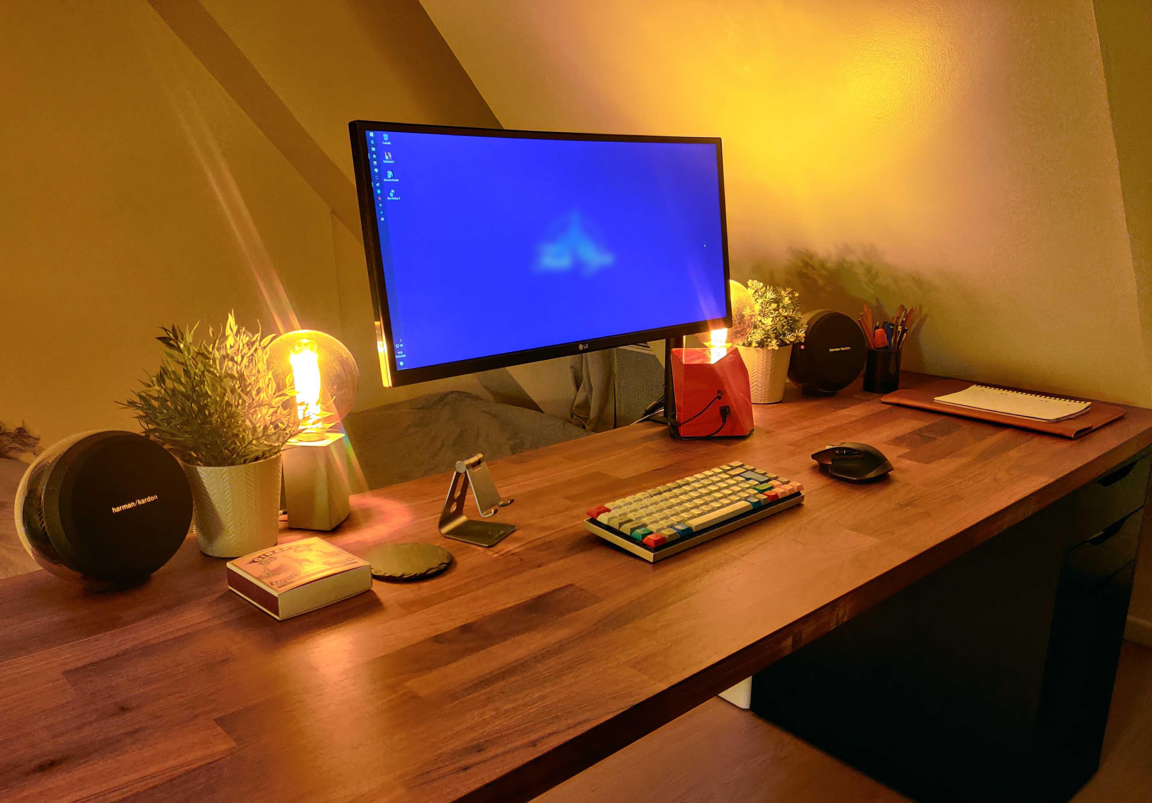 Work from home - Sebastien