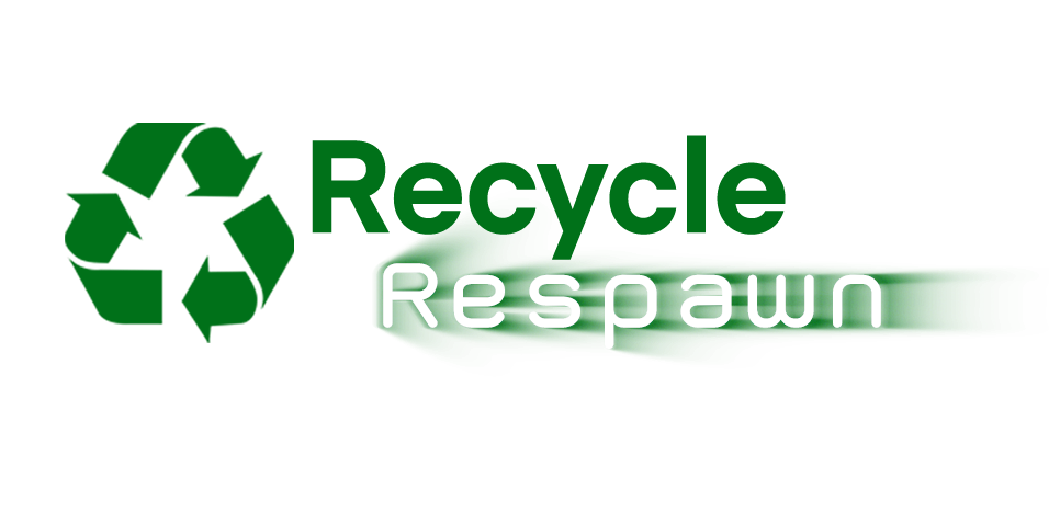 recycle to respawn - logo