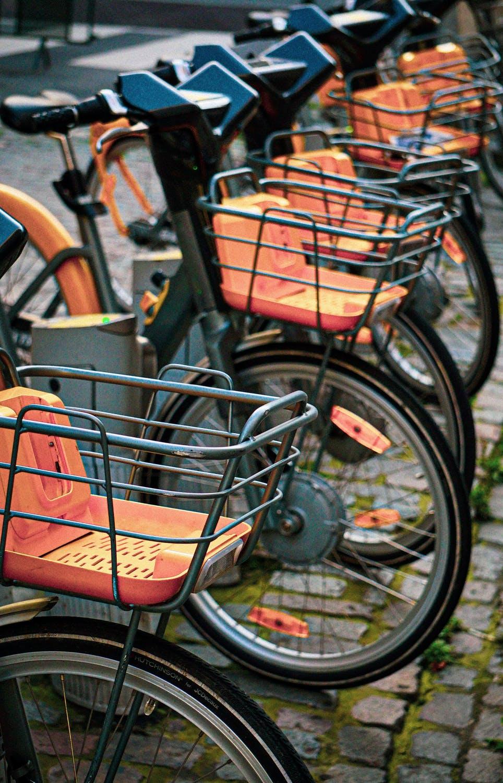 villo vélo coliving bruxelles sharies