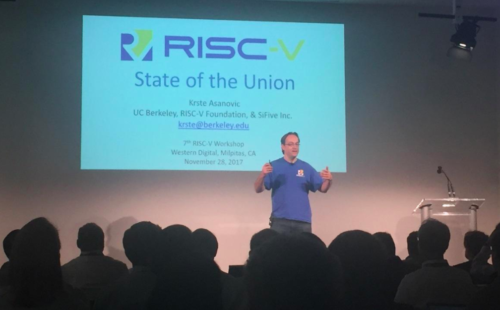 A Look Back: 7th RISC-V Workshop - SiFive