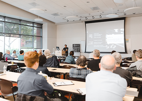 The SiFive Tech Symposiums in Portland