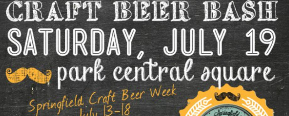 Craft Beer Week Schedule