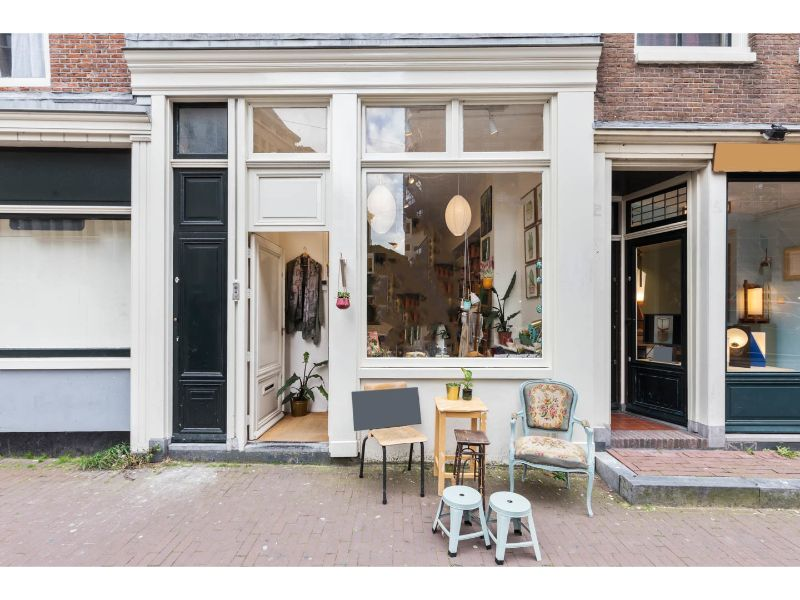Amazing Pop-Up Store to Rent in Amsterdam Central