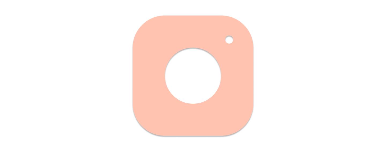 Tappable Instragram Logo