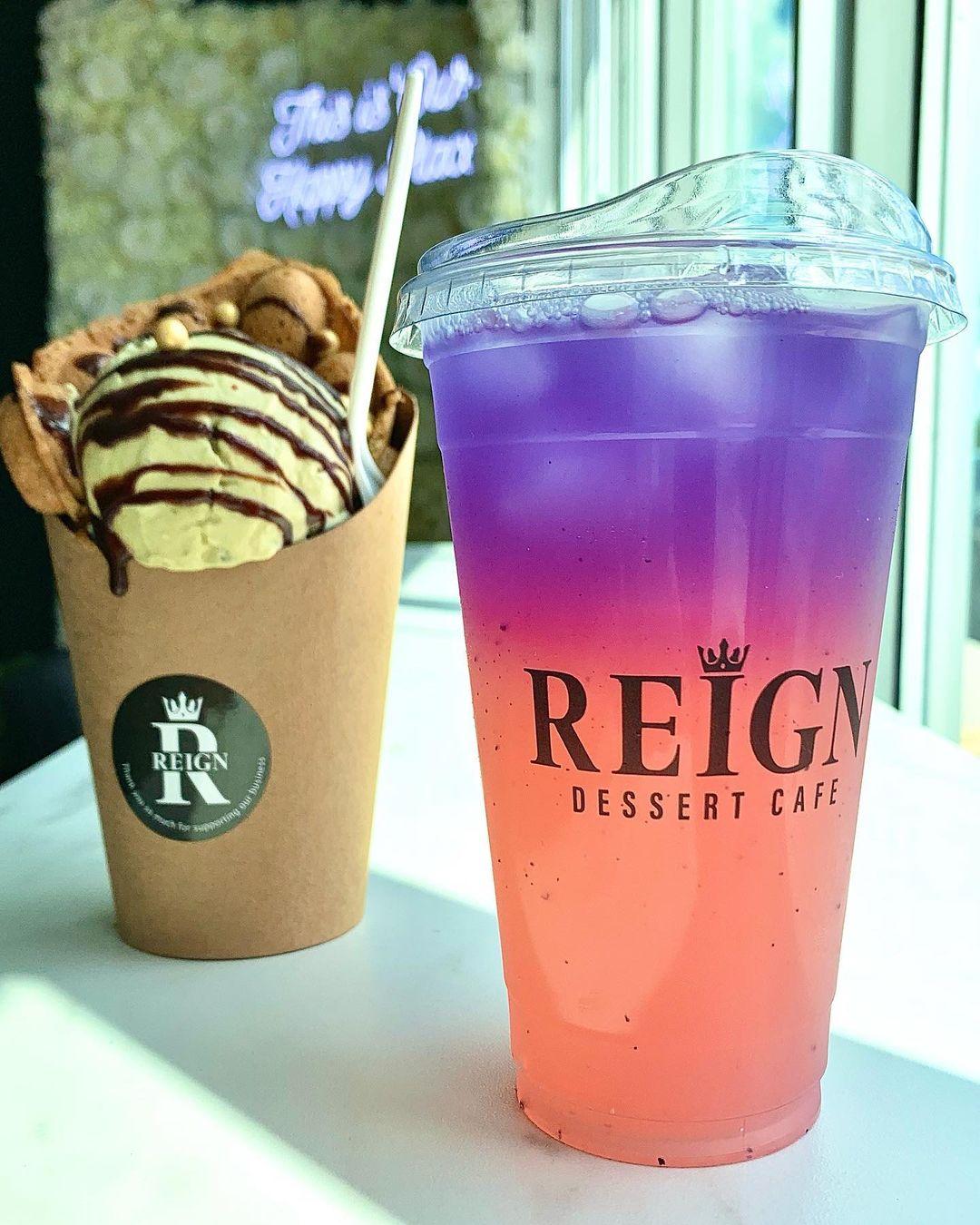 Reign Dessert Cafe