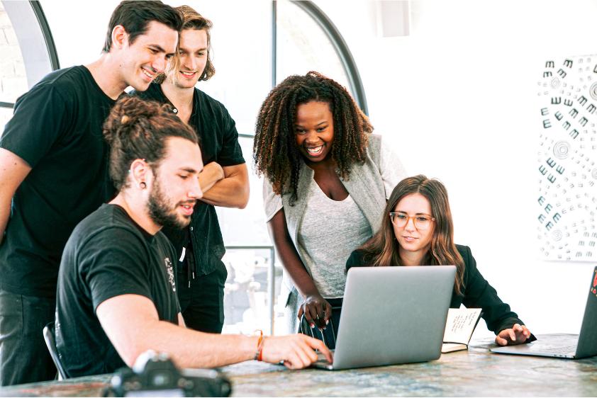 Unternehmensgründung Start-up Recherche