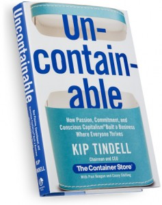 Kip's New Book: Uncontainable!