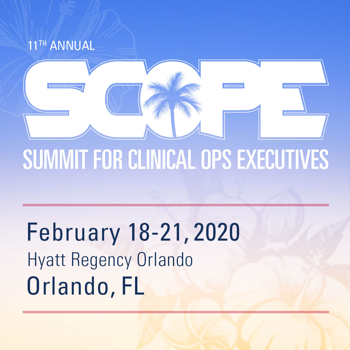 Meet Teckro at SCOPE 2020, February 18-21