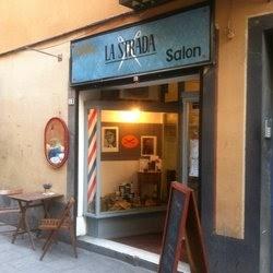 La Strada it's an independent hairdresser salon run by Tatiana.