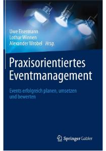 Buch Praxisorientiertes Eventmanagement
