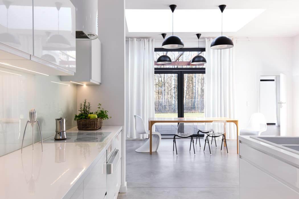 rénovation maison luxueuse