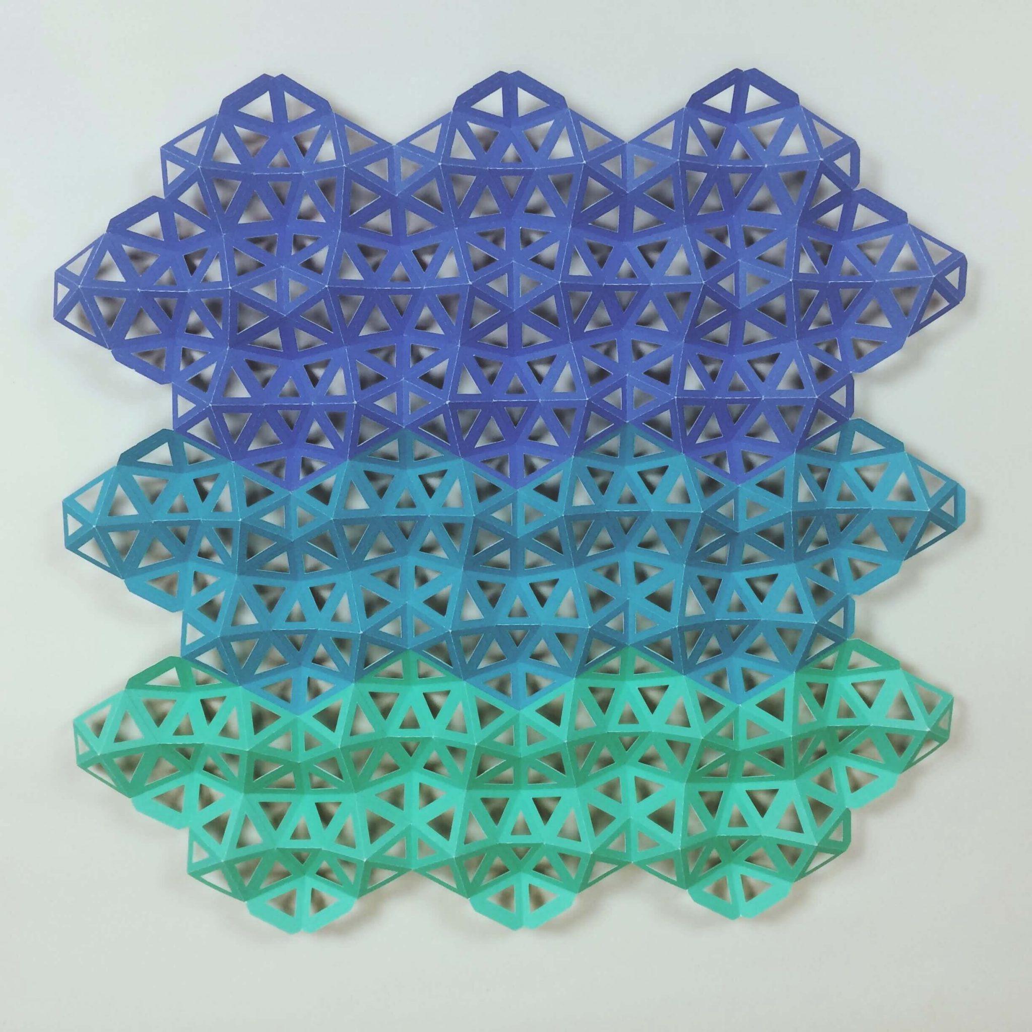 Sophie Ricketts papercraft artwork