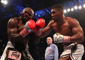 Ding ding! We're giving away tickets to Anthony Joshua vs. Joseph Parker