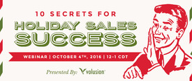 10 Secrets for Holiday Sales Success thumbnail
