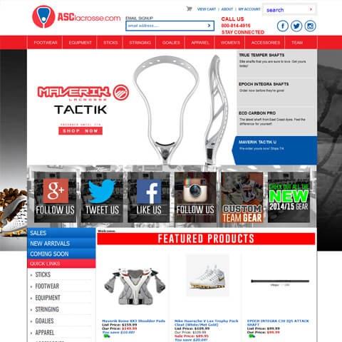 Elegant MicroWeb portfolio