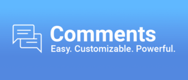 Comments by Powr logo