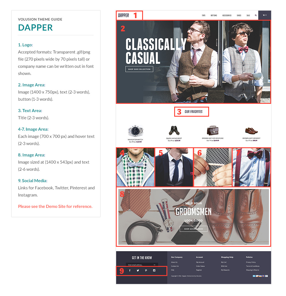 related Dapper templated image