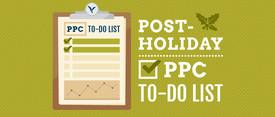 Post Holidays PPC Checklist thumbnail