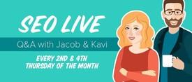 Volusion SEO Live – Episodes 4-6 thumbnail