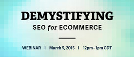 Demystifying SEO for Ecommerce: Your Top SEO Questions Answered​ thumbnail