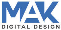 MAK Digital Design logo