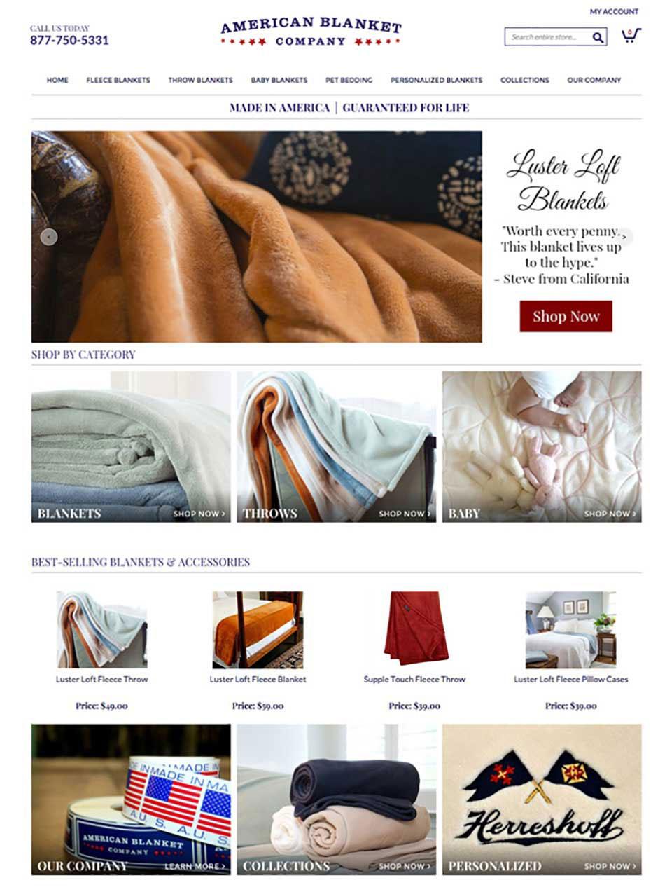 American Blanket Company