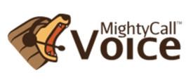 MightyCall Receptionist logo