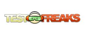 TestFreaks logo