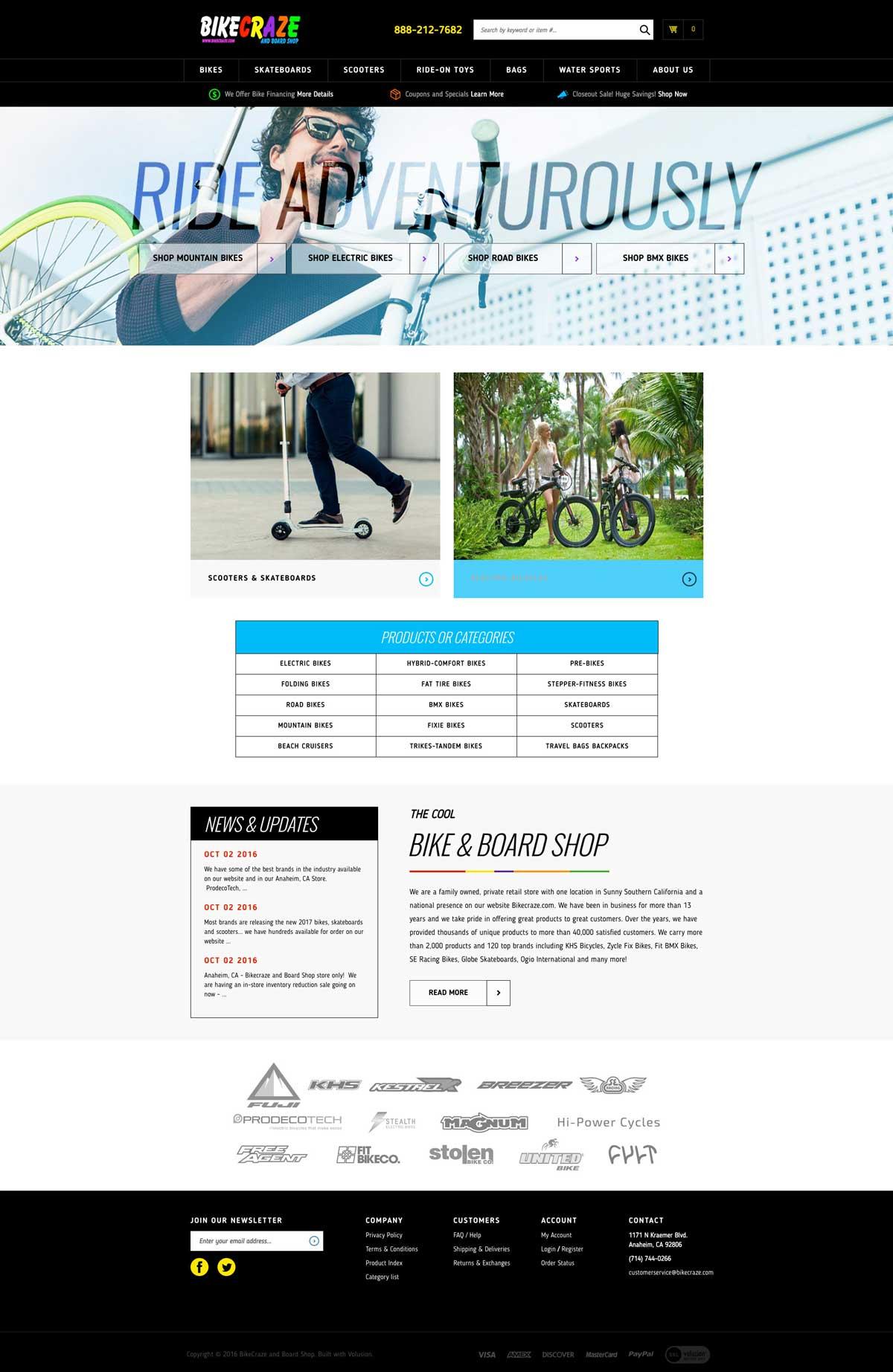 Bikecraze