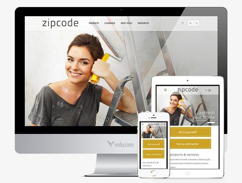 Zipcode theme