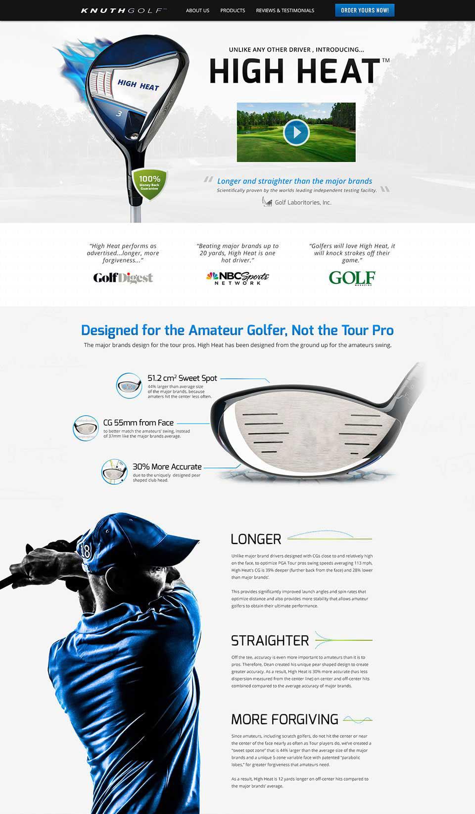 Knuth Golf