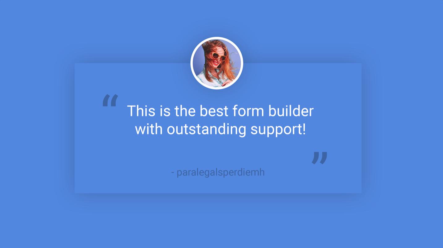 Form Builder by Powr screenshot