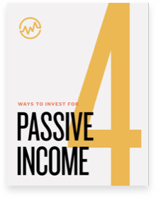 4 Ways to Invest for Passive Income