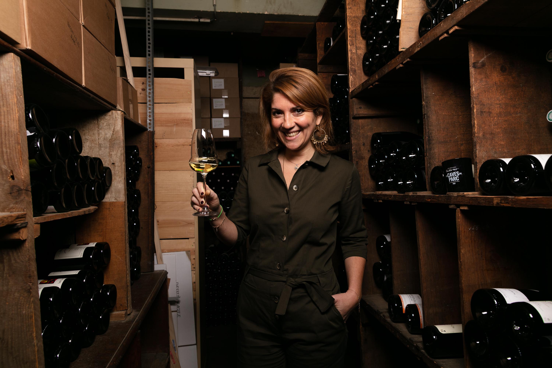 Rencontre avec Christelle Taret des Caves du Parc