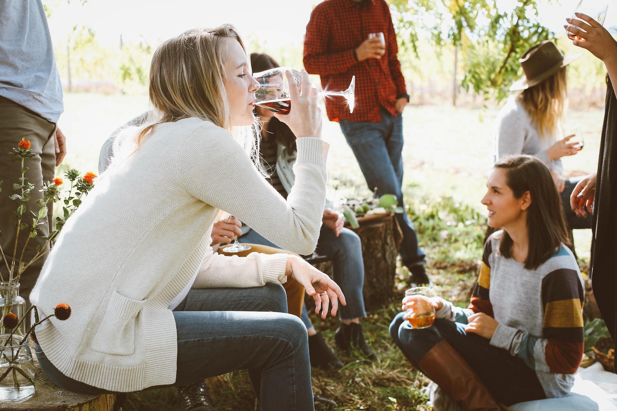 Les femmes et le secteur du vin