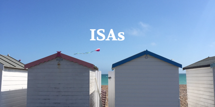 ISAs – tax shelter with an annual allowance that renews each tax year