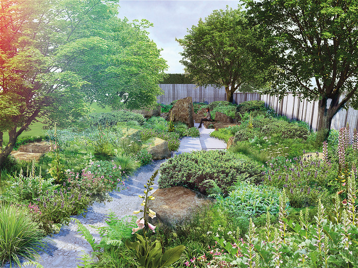 RHS Chelsea Flower Show 2016, sponsored by M&G Investments
